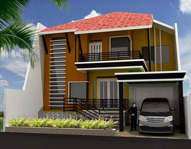 Home Exterior Idea On The World